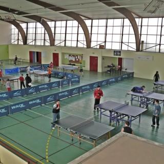 Tennis de Table à Saint Aubin