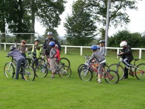 Atelier vélo à Saint Georges
