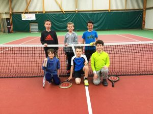 ACC tennis jeunes